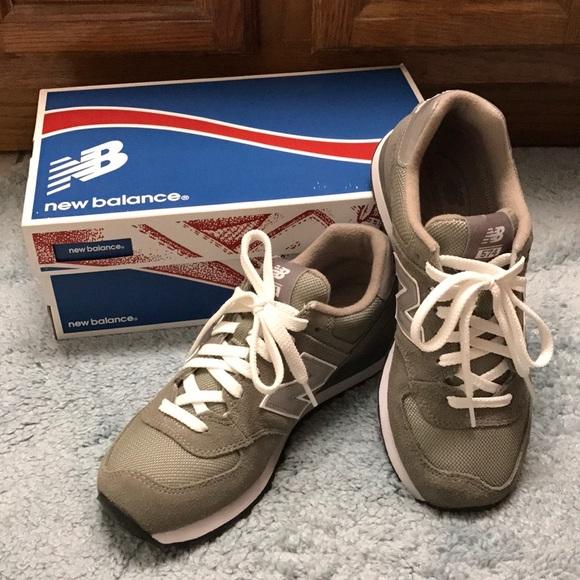nouveau style 286fb 4e767 New Balance W574 Sneakers-Women's